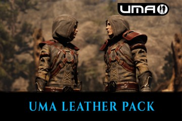 UMA Leather Pack