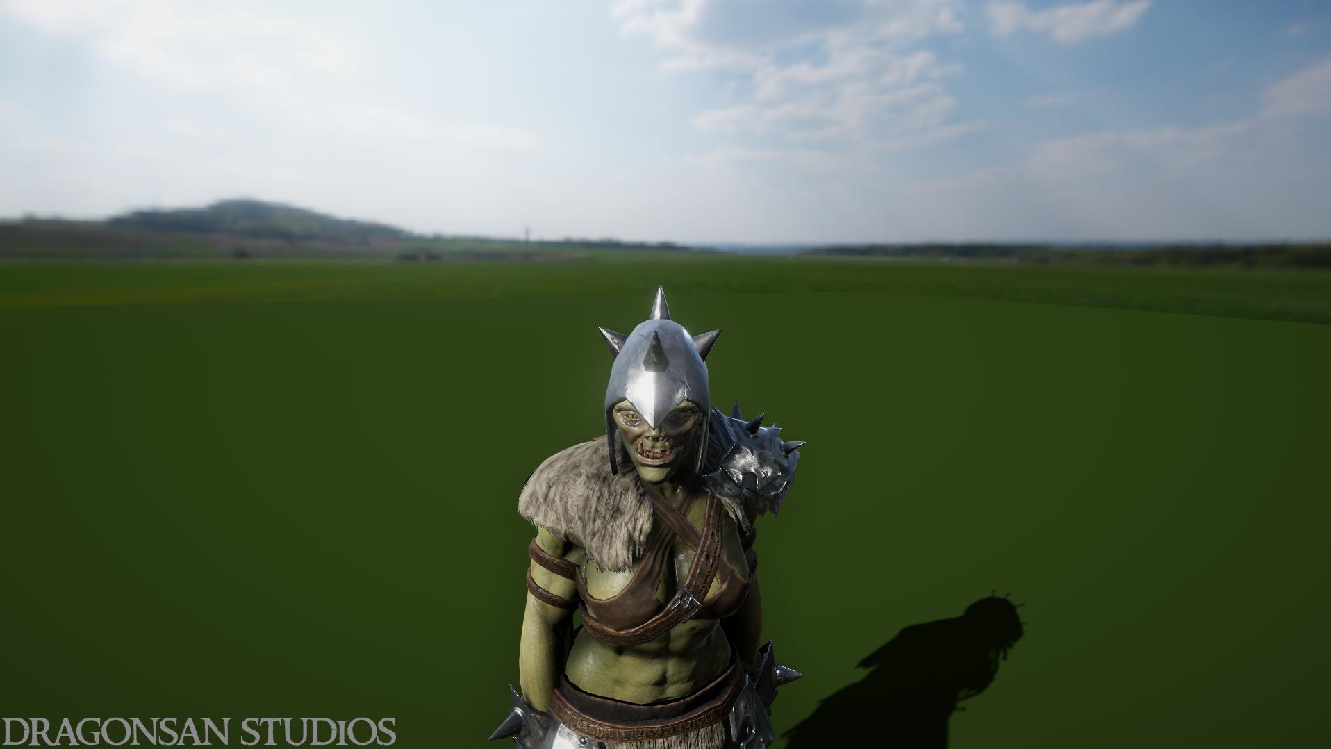 UMA Orc Armor Pack I